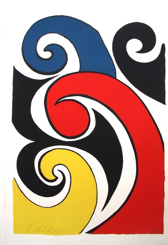 Alexander Calder - vortex