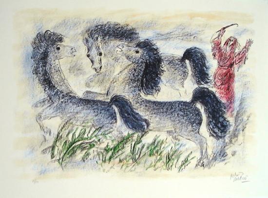 horses in caesarea_1